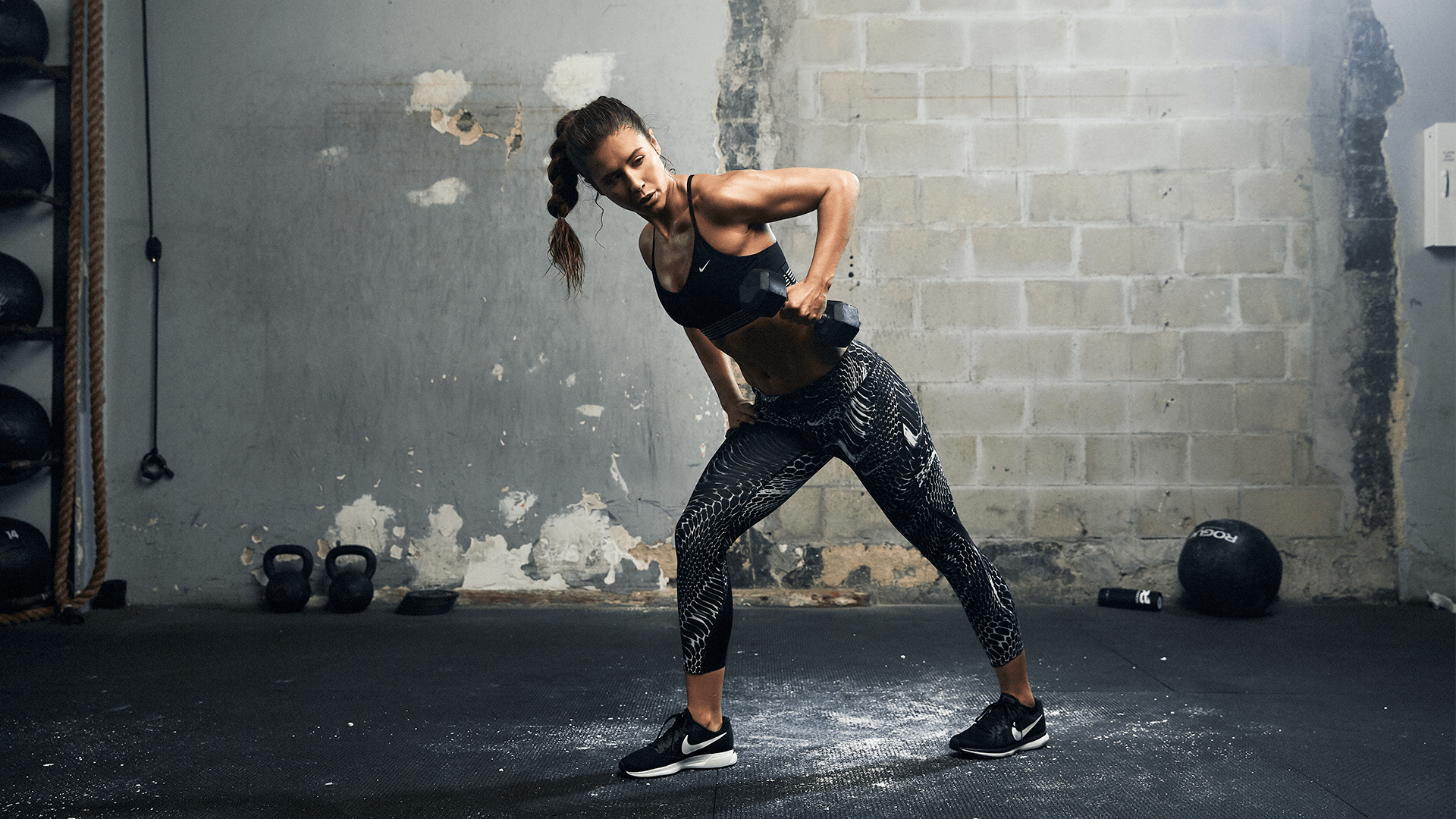 HIIT routine hero